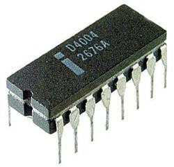 histoire de la microfluidique le premier microprocesseur
