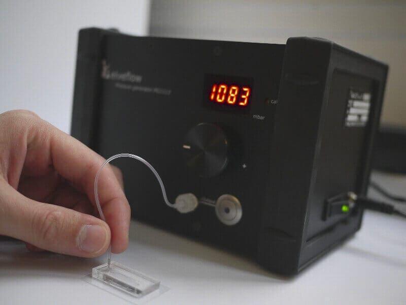 af1 - microfluidic pressure pumps