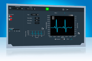 Microfluidc flow control software HeartBeat-ESI-2015