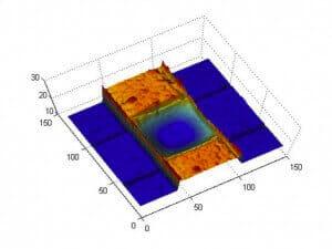 free copyright microfluidic valve deformation
