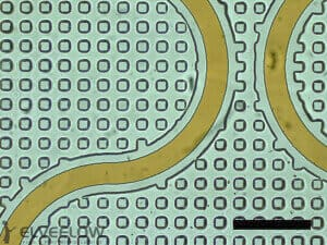 microfluidic-curved-channel-flow-control