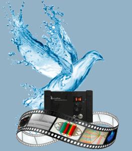 microfluidic pressure pump film bird