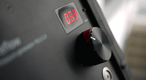 Microfluidic switch valve complete equilibrium stop flow