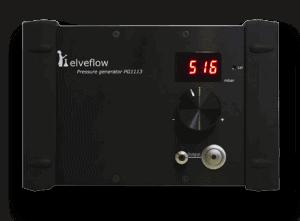 microfluidic pressure pumps