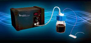 microfluidic setup in 5 minutes