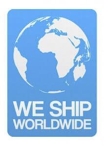 microfluidics we ship worldwide