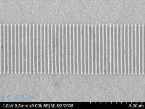 mold-microfluidic-channel-array