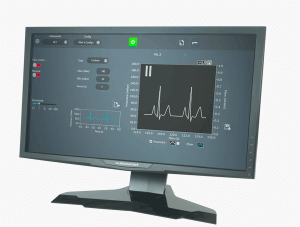 Microlfuidic flow control software Screen
