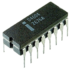 Microfluidic history the first industrial microprocessor