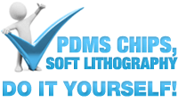 PDMS chip facility