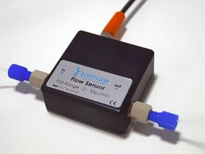Microfluidic Flow Sensor M4