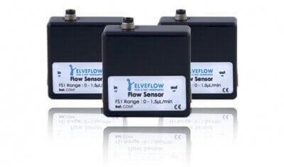 microfluidic flow-sensor 3