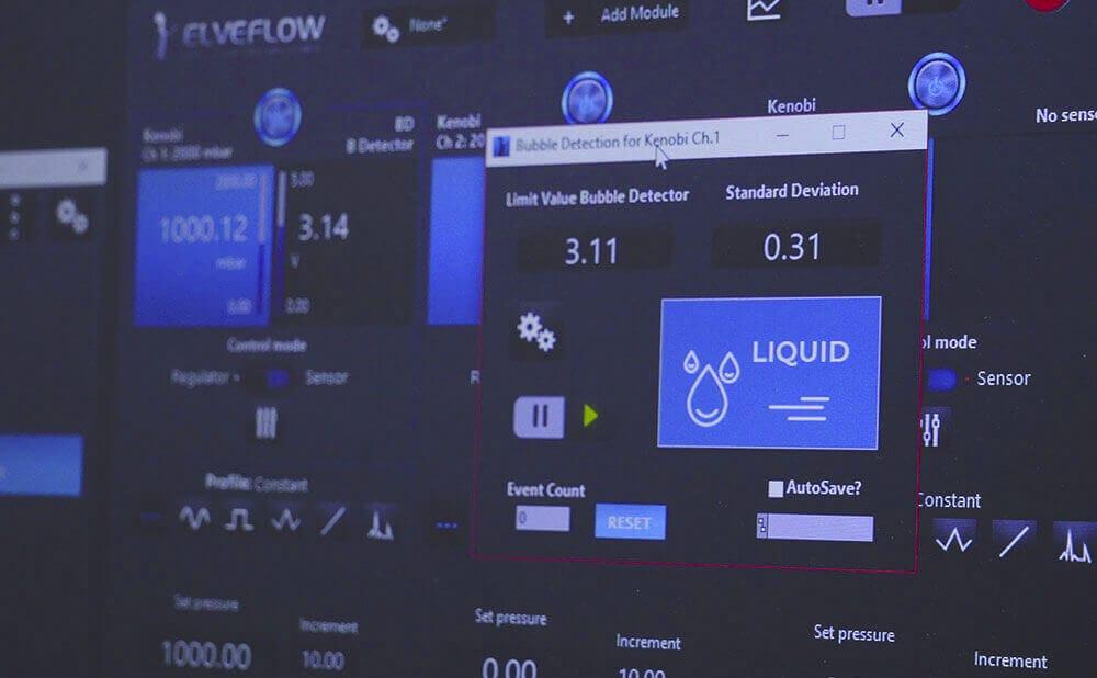 Software & SDK - Elveflow