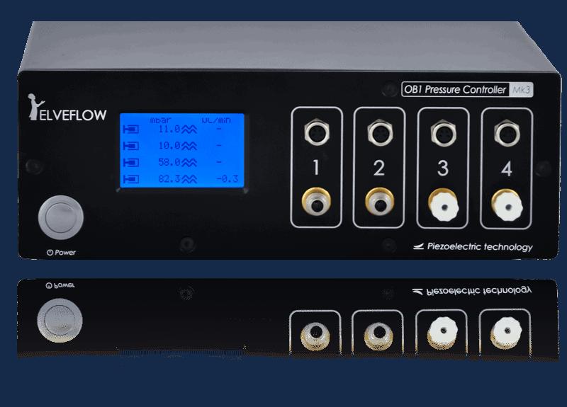 OB1 microfluidic Pressure-controller-MK3-800