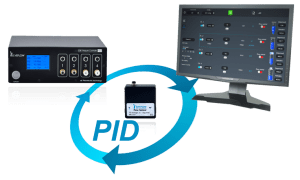 OB1 microfluidic flow control PID