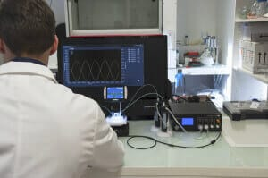 OB1 microfluidic flow control system