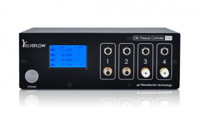 Pressure controller for microfluidics elveflow OB1 MK3+