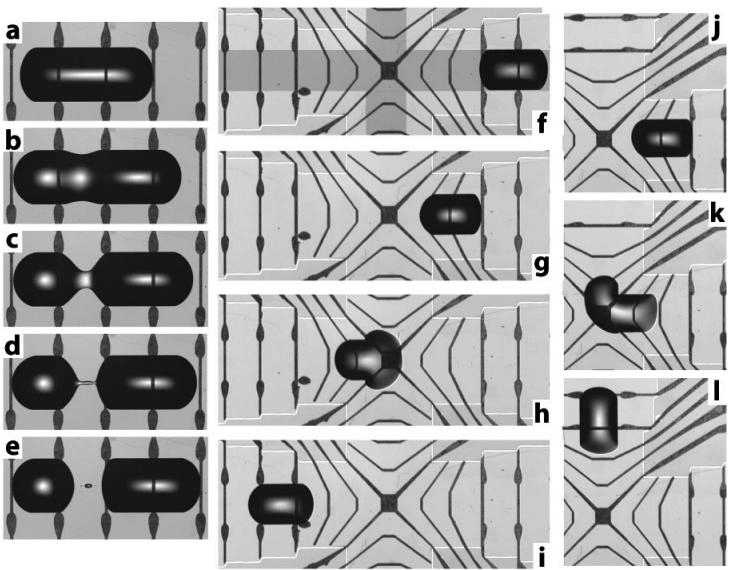A Review of Heating and Temperature Control in Microfluidic Systems -  thermal drop