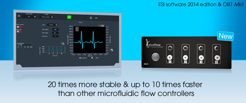heartbeat_excel+ ESI software for microfluidic flow control and pressure control text