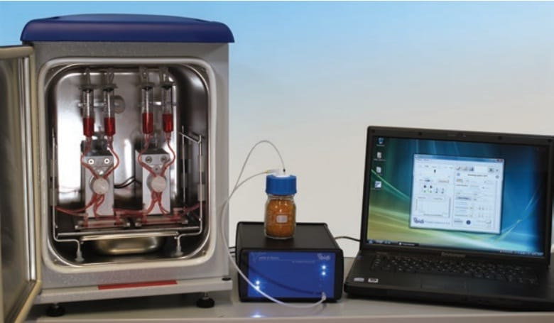 ibidi pump system for perfusion assays and microscopy