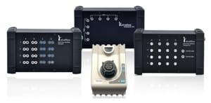 syringe pump and microfluidics-flow-switch-matrix-valves