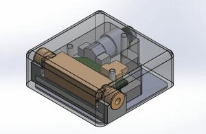 OEM microfluidic flow sensor