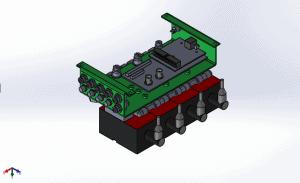 OEM microlfuidics flow control CAO