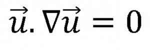 Navier-Stokes Equation10 Convective term simplification