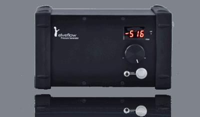 generateur de pression et de vide microfluidique