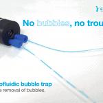 Elveflow Microfluidics Bubble Trap