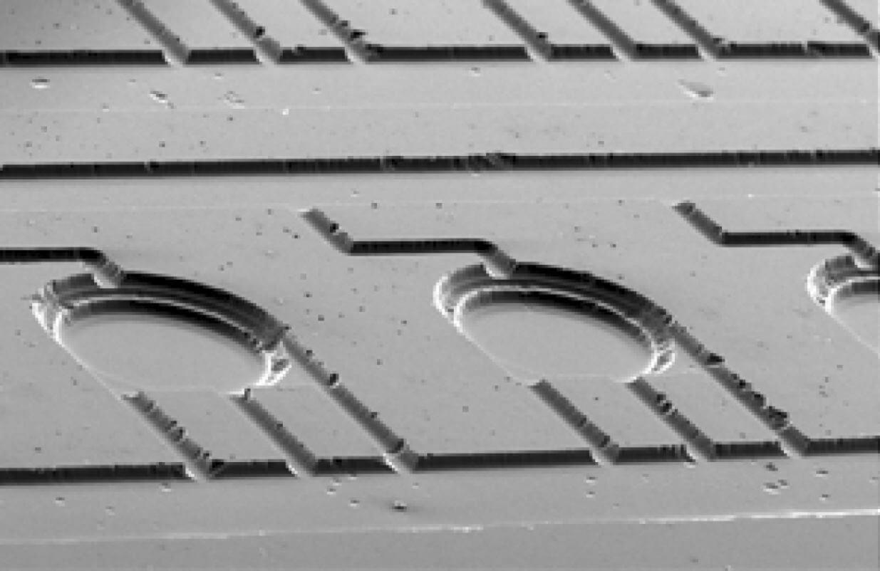 Microfluidic PCR, qPCR, RT-PCR & qRT-PCR_PCR chambers