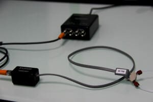 Microfluidic pressure sensor