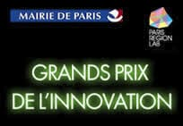 Innovation award of paris city