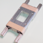 Glass-microfluidic-droplet-chip-t-junction