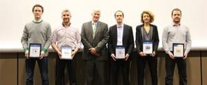 Lauréats du concours des meilleures applications de 2015