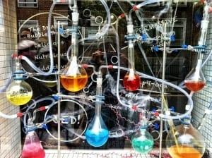 laboratoires sur puce 2015 - revue historique et futur - chimie