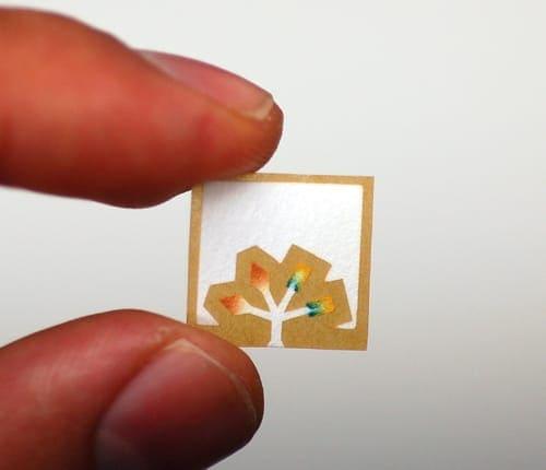 Paper microfluidic chip for microfluidics