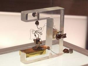 microfluidics first transistor