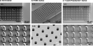 soft lithography - microfluidics
