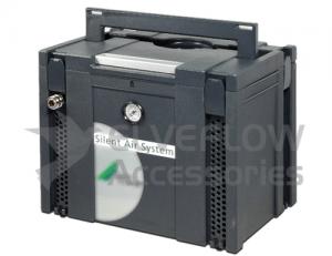 Microfluidics Accessories Oil free quiet air compressor (3)