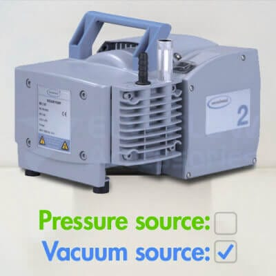 Oil-less & silent vacuum source for research laboratories (1)