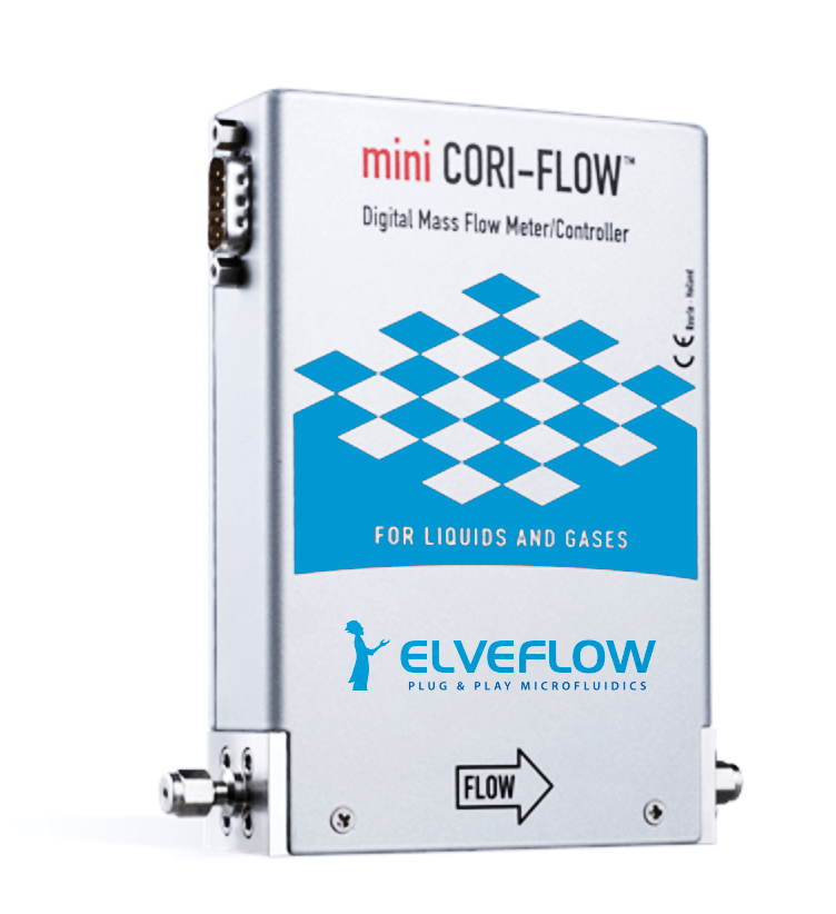 Bronkhorst Coriolis flow sensor-BFS-Elveflow