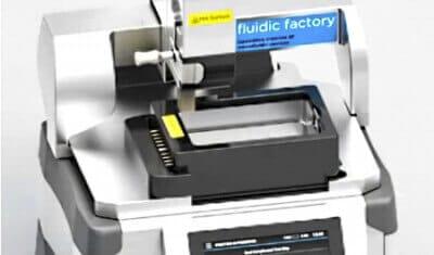 Microfluidic 3D Printer