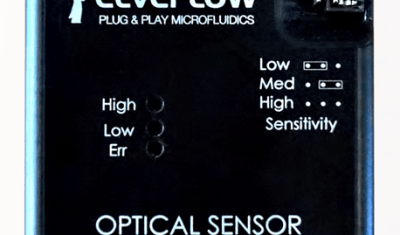 MICROFLUIDIC LIQUID SENSOR