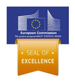H2020-microfluidics-partner-research-consortium-UE-grant-seal-excellence