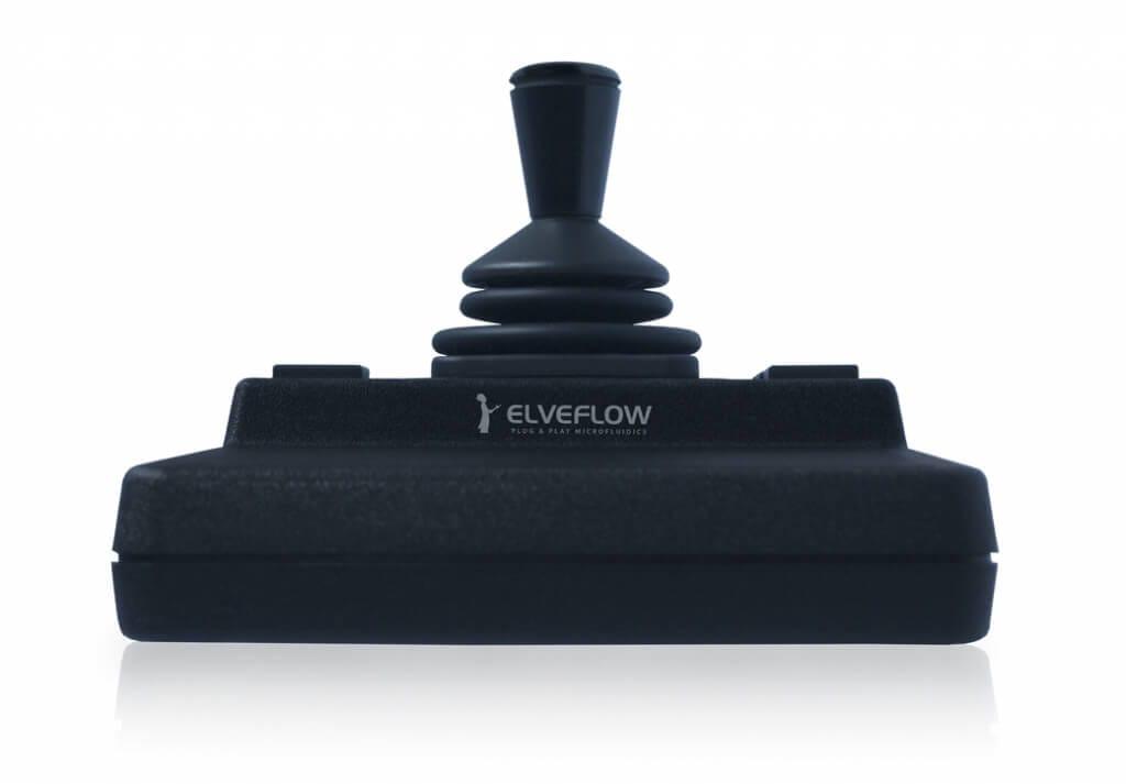 Microfluidic-joystick-front-view-Elveflow-microfluidics