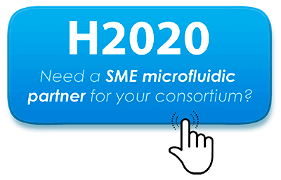 H2020 SME microfluidics partner