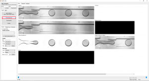 Microfluidic droplet generation flow focusing analysis background