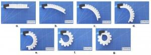 microfluidic soft robot pneunet bending