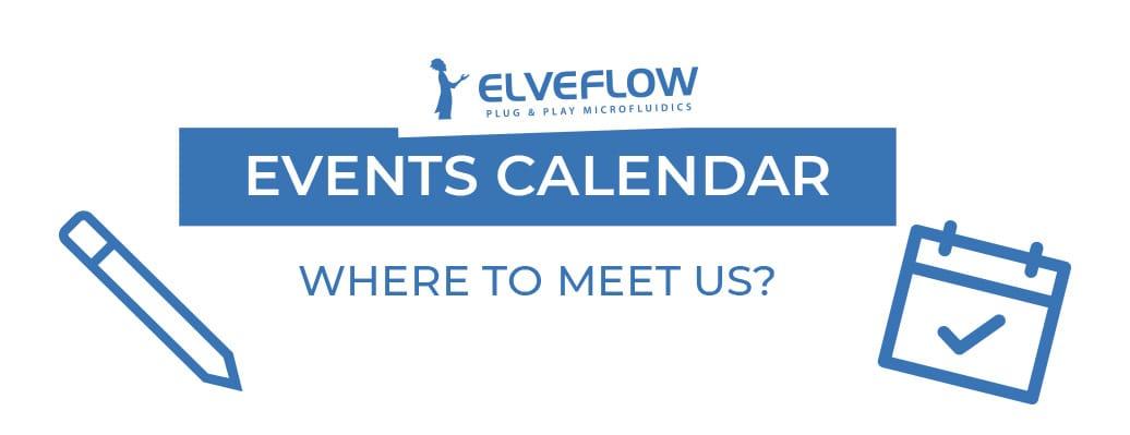Calendar elveflow head 2018